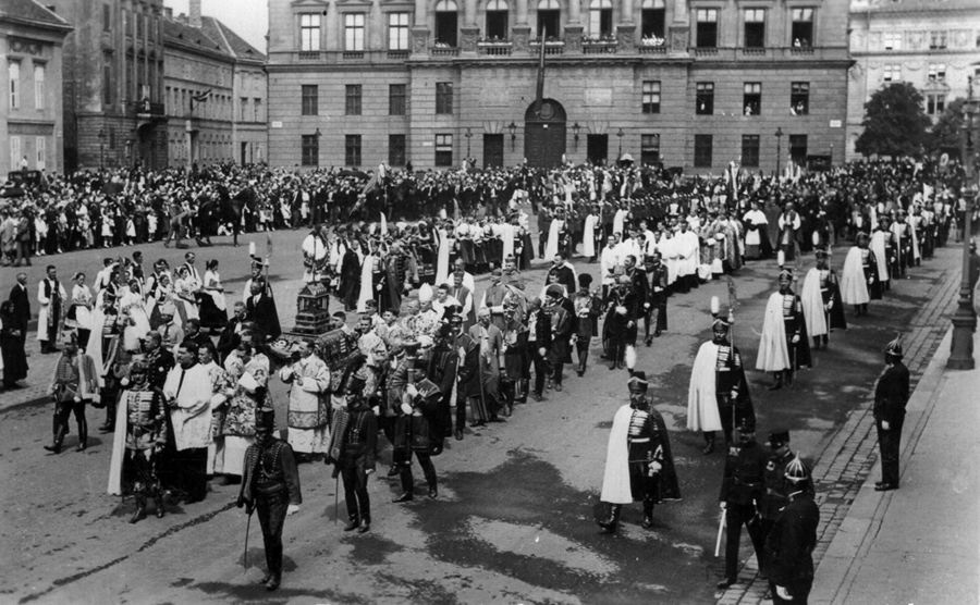 St Stephen's Day Procession