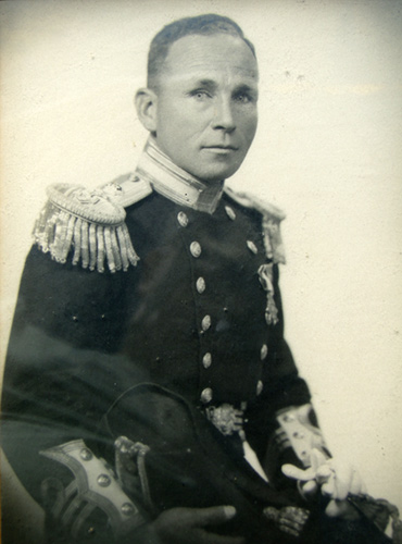 Lt Cdr Donal Scot McGrath RN (1915)