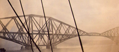 Forth Bridge August 1939