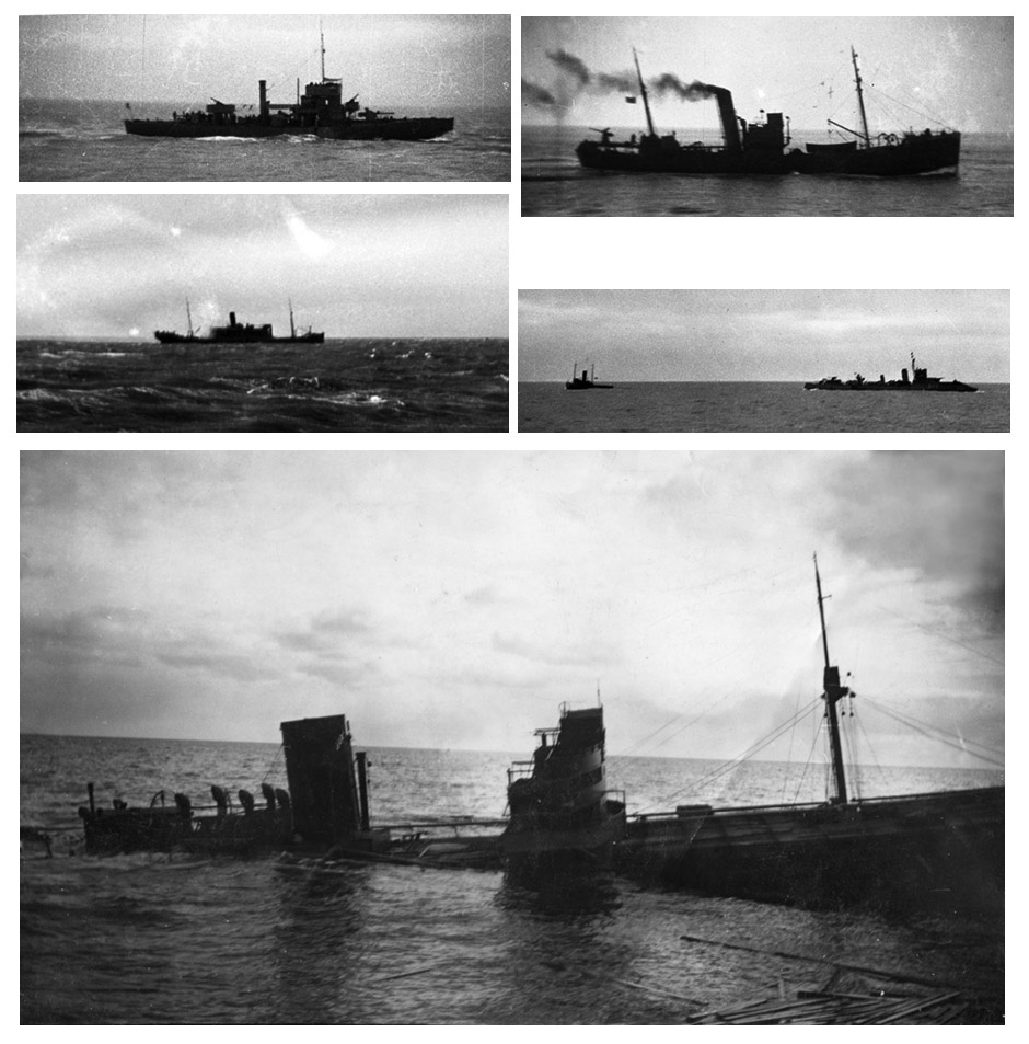 Atlantic Convoys 1941