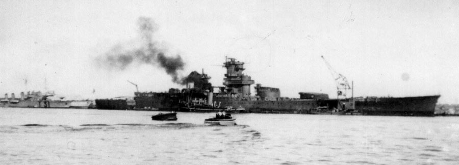 Jean Barrt, Battleship, at Casablanca