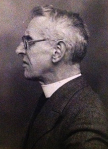 Rev Herbert McCullagh, Calais 1939