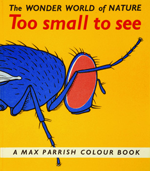 Too small to see: the wonder book of nature