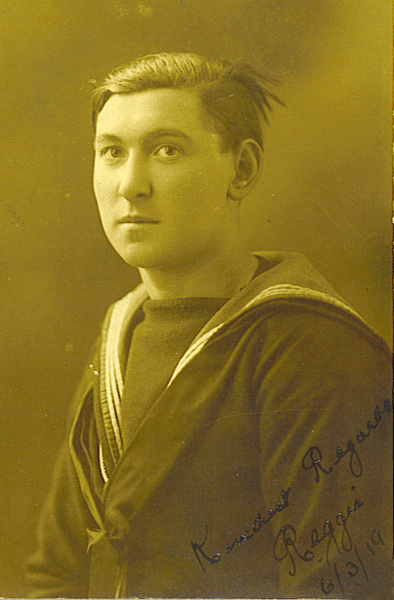 Reginal Williamson, HMS Venomous 1921