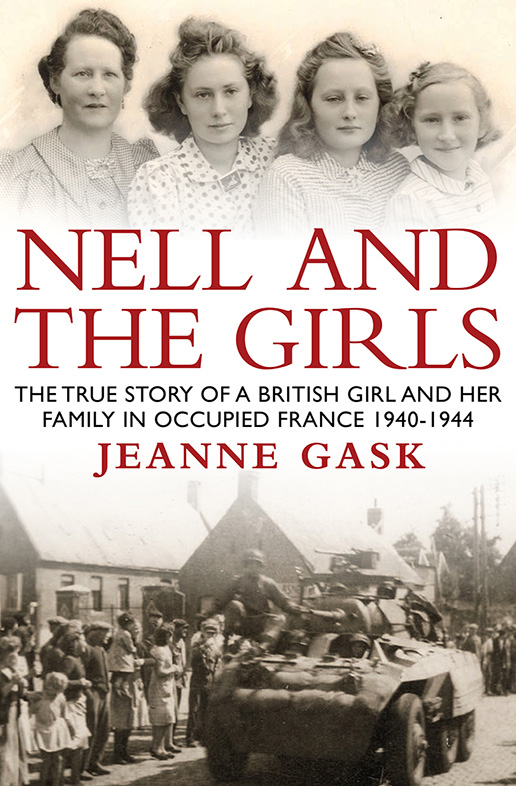 Nell and the Girls; by Jeanne Gaske (book cover)