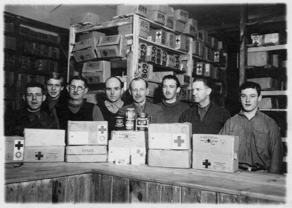Red Cross Parcels