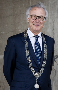 Mayor of The Hague 2015